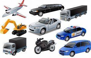 masinile de transport