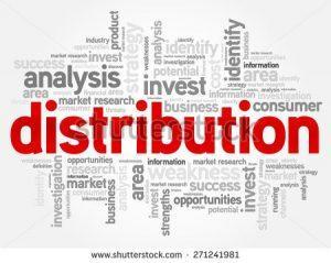 strategiile de distributie
