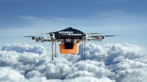 dronele amazon