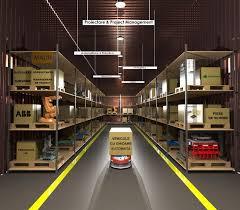 logistica automatizata