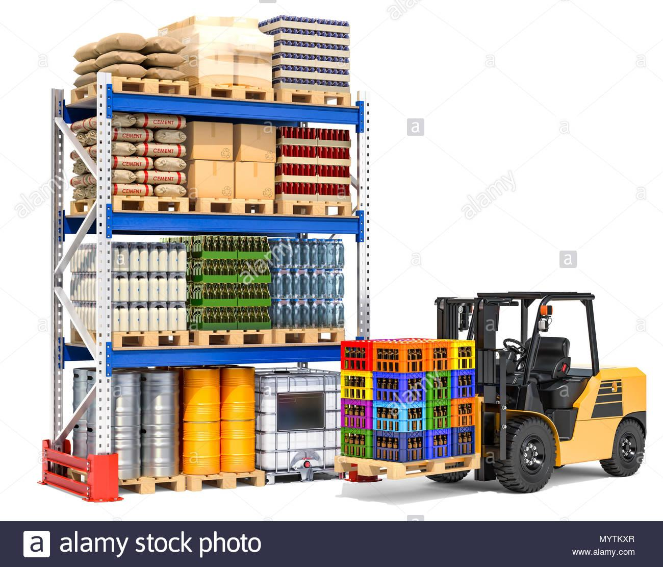 sistem logistic