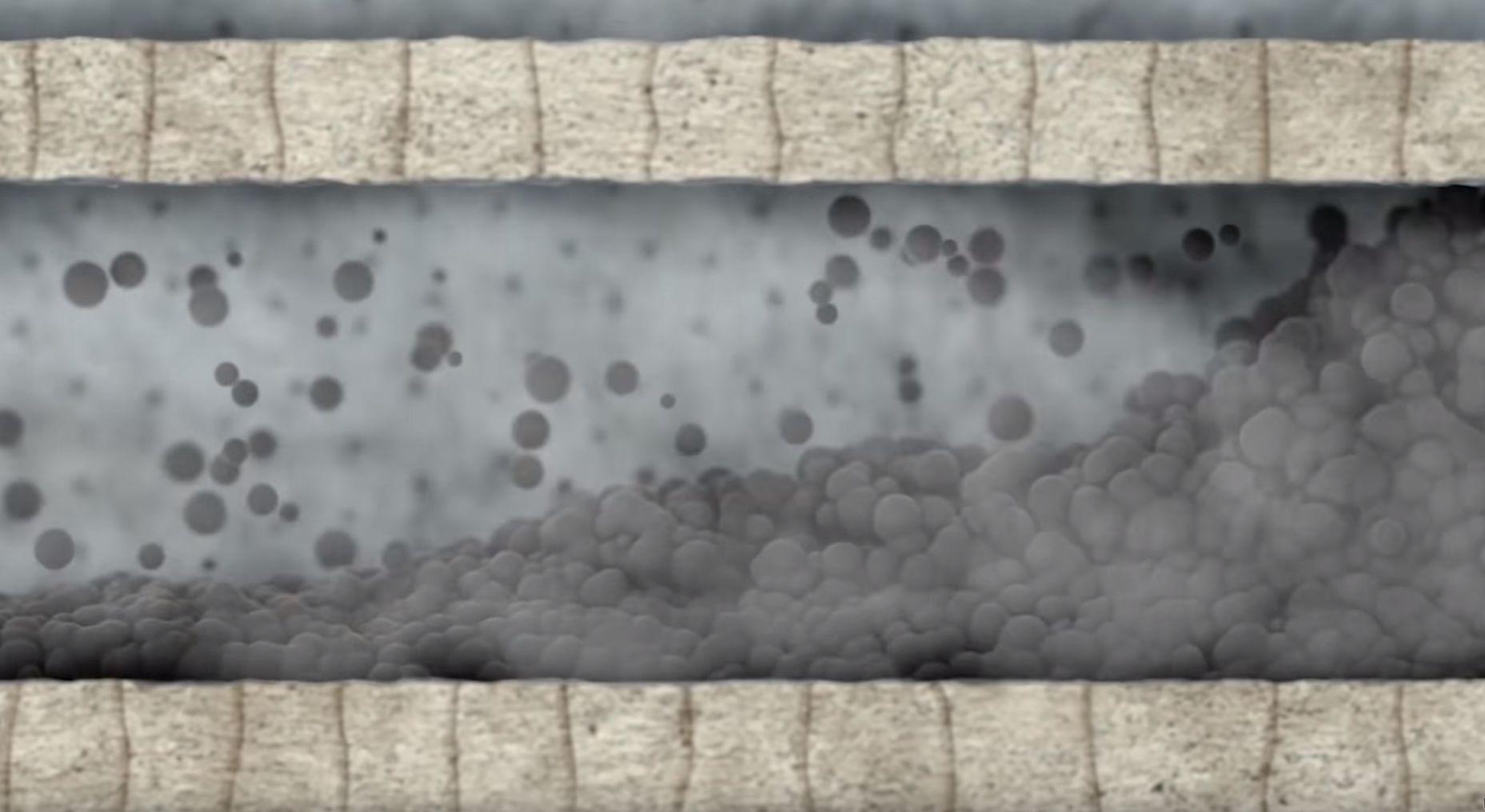 filtrul de particule